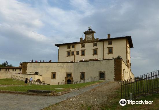 Forte di Belvedere o di San Giorgio Firenze4
