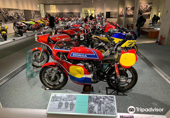 Honda Collection Hall4