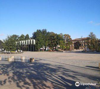 Joseph Pilsudski Monument