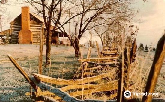 Fort Charrette Historic Village3