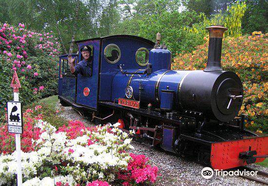 埃克斯伯裡花園和蒸汽鐵路4