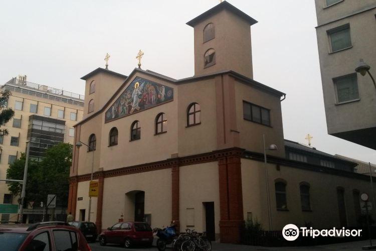 Serbisch-Orthodoxe Kirche Christi Auferstehung2