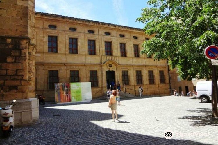馬蒂斯塞尚格拉內博物館1