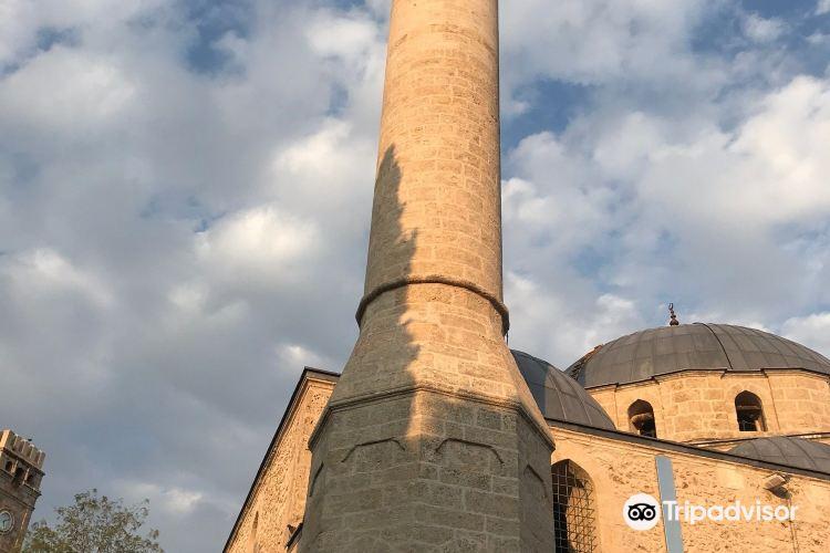 Tekeli Mehmet Pasa Mosque3
