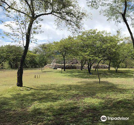 Zona Arqueológica de Tancama3