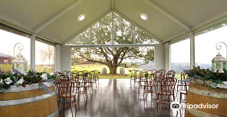 Preston Peak Winery Function Centre