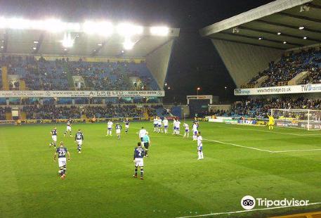 Millwall Football Club Stadium