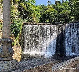 New Athos Waterfall