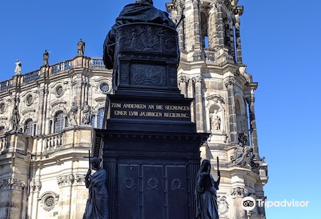 Frederick Augustus I of Saxony Monument