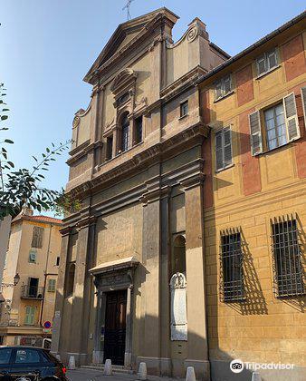 Eglise Saint-Martin dite Saint-Augustin1