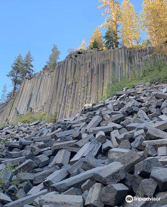 Devil's Postpile National Monument2
