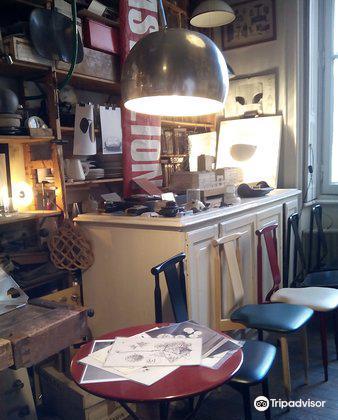 Studio Museo Achille Castiglioni1