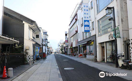 나카마치(中町) 거리1