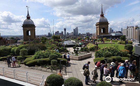 花園廣場開放周末