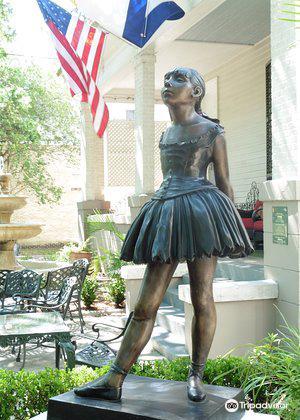 Edgar Degas House Creole Impressionist Tour2