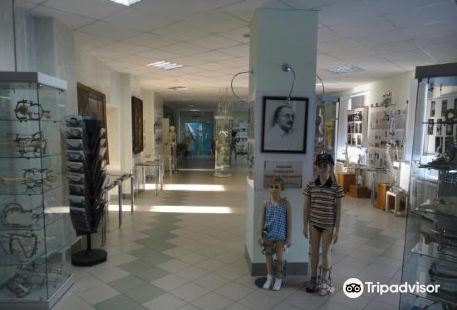 The History Museum of Development of the Center of the Academician G. A. Ilizarov