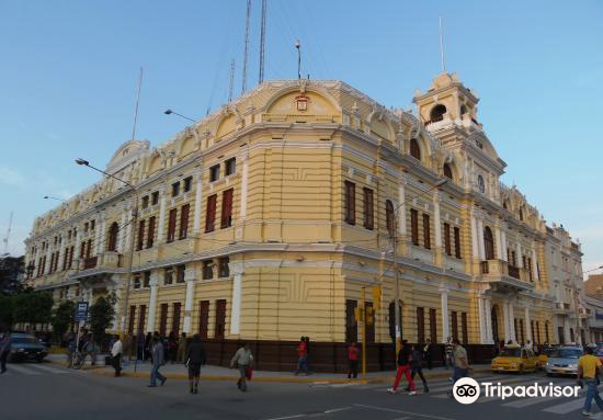Palacio Municipal de Chiclayo1