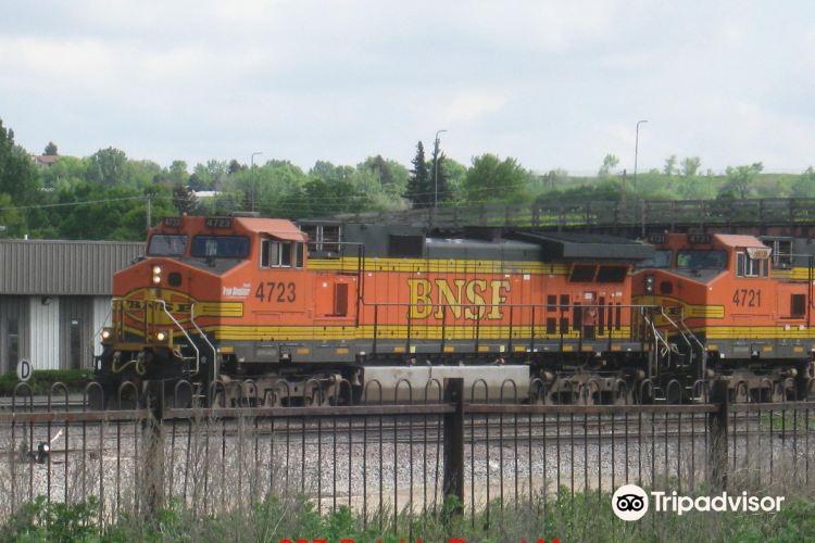 Historic Soo Line Passenger Depot Museum3