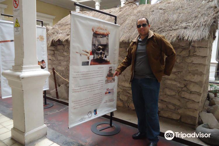 Museoa Regionala Iquique2