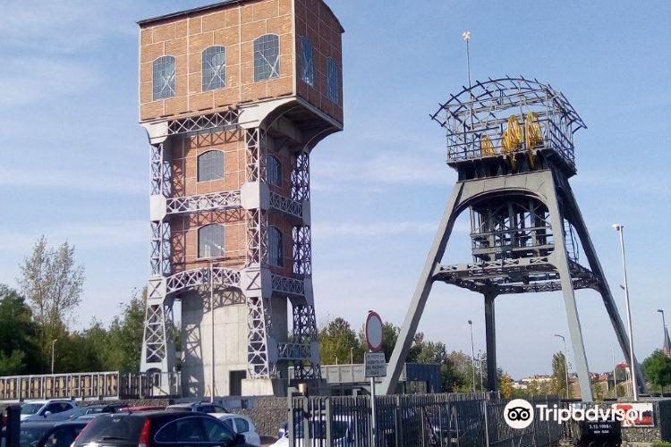 Wieże KWK Polska w Swietochlowicach1