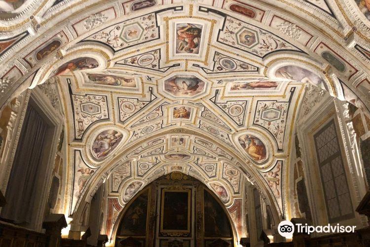 Sant'Anna dei Lombardi (Monteoliveto)2