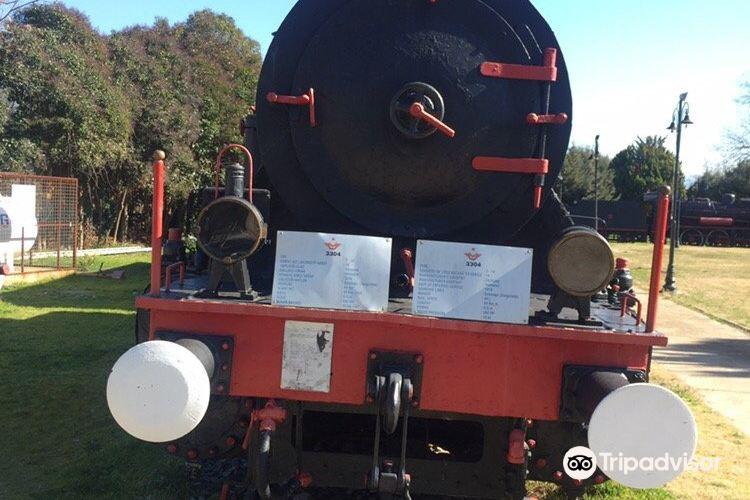 Camlik Locomotive Museum3