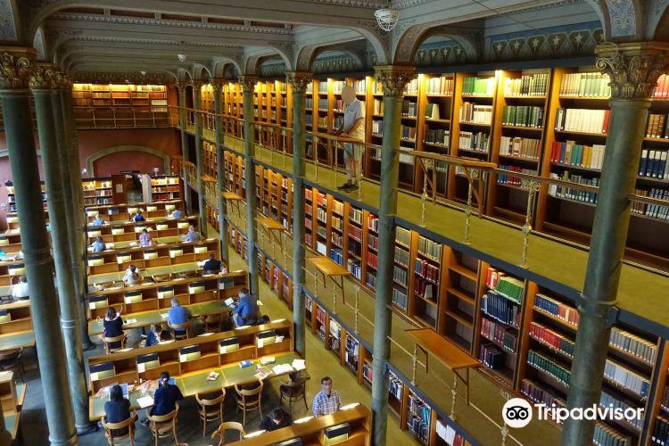 스웨덴 왕립 도서관1
