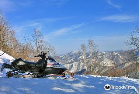 真狩Snowmobile Land