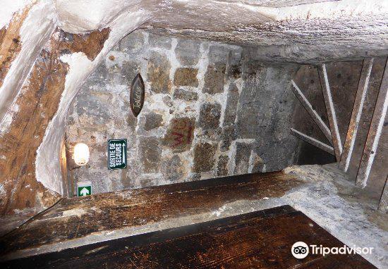 Le Caveau de la Huchette4