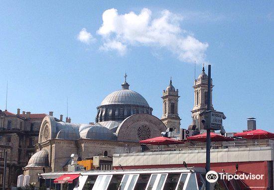 Beyoglu Uc Horan Armenian Church1