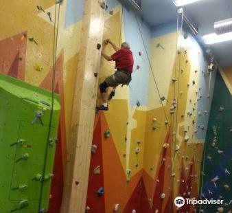 Spirit Rock Climbing Center