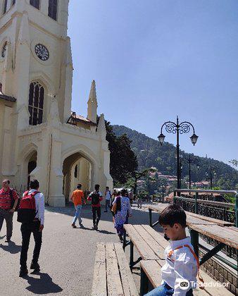 西姆拉基督教堂3