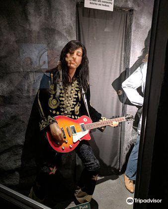 Rock Legends Wax Museum4