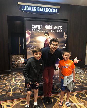 Xavier Mortimer - Magical Dream3