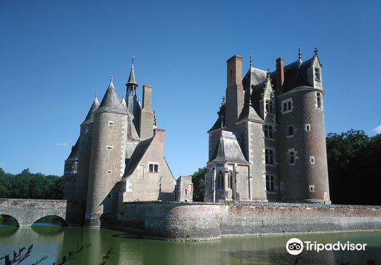 Chateau du Moulin Conservatoire de la Fraise2