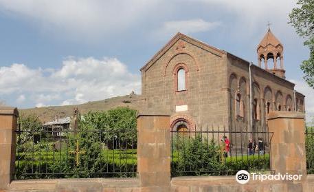 Saint Mesrop Mashtots Cathedral