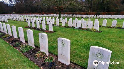 Britischer Ehrenfriedhof