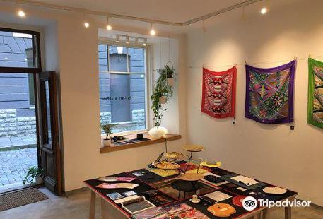 Estonia & Japan Showroom