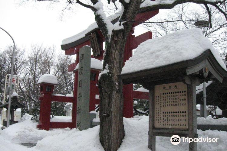 Yahiko Shrine2
