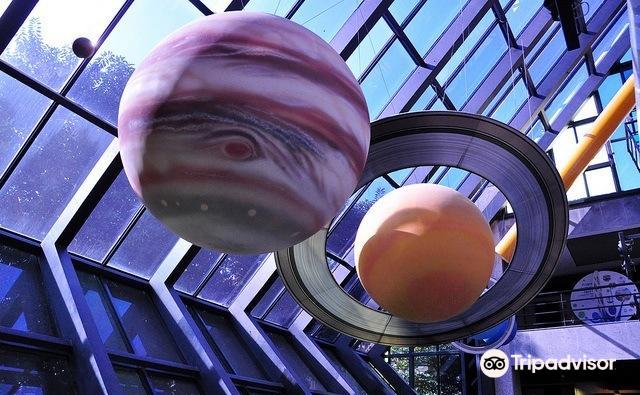 Fundacao Planetario da Cidade do Rio de Janeiro & Museu do Universo1