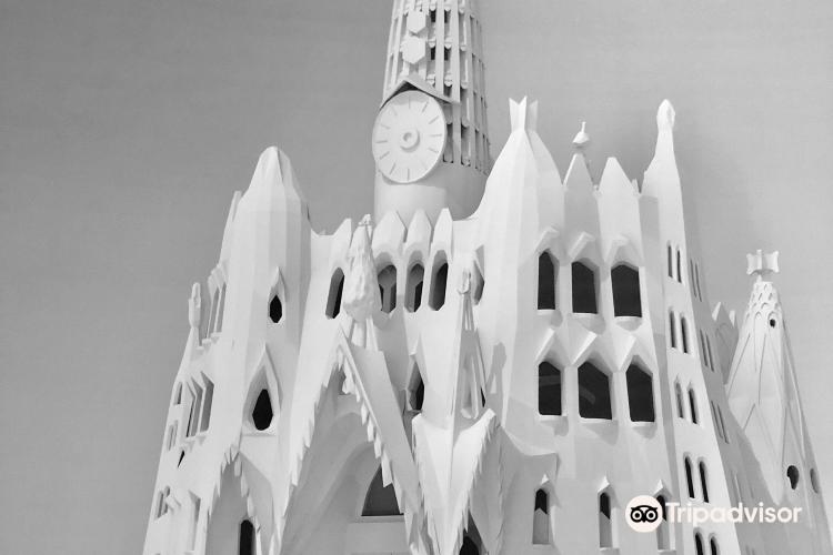 Gaudi Exhibition Center3