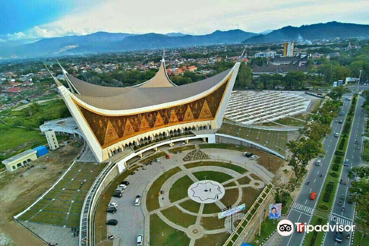 Grand Mosque of West Sumatra1