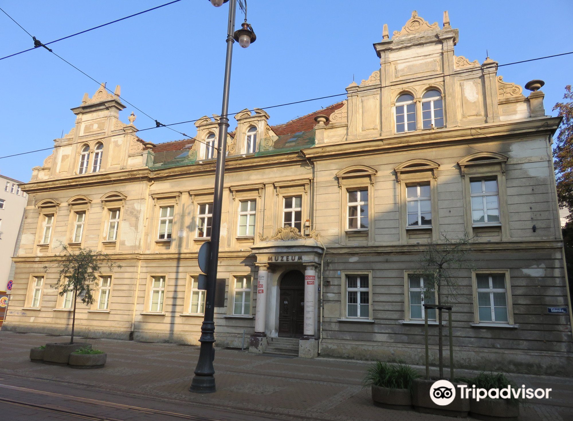 The Leon Wyczolkowski District Museum