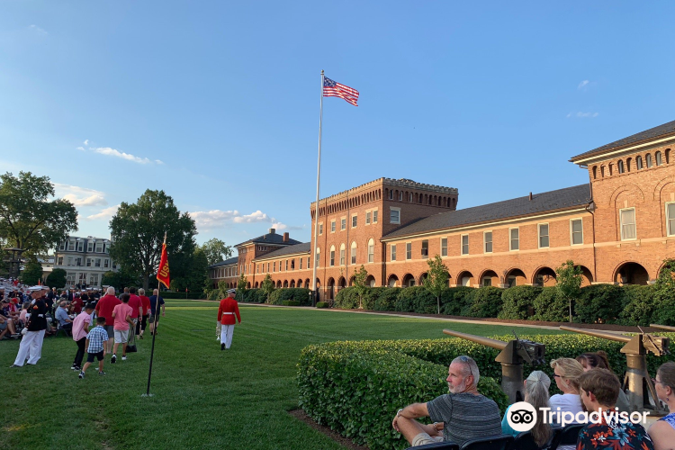Marine Barracks Washington, 8th and I1