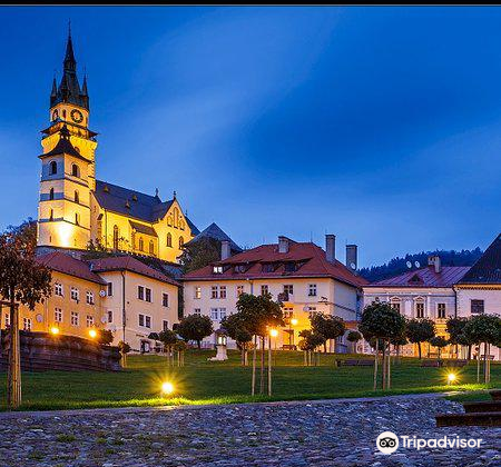 Kremnica Town Castle1