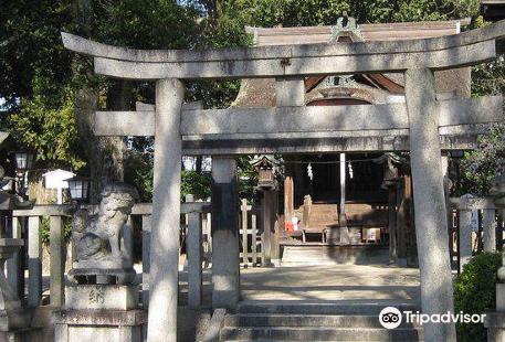 Nagano Shrine