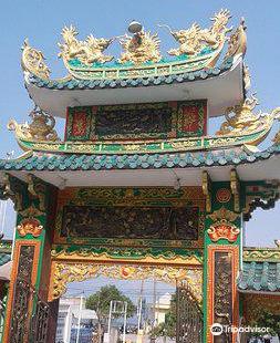 Dinh Ba Thuy Long Thanh Mau