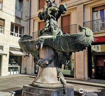 Fontana dei Mostri Marini - Fontane del Tacca