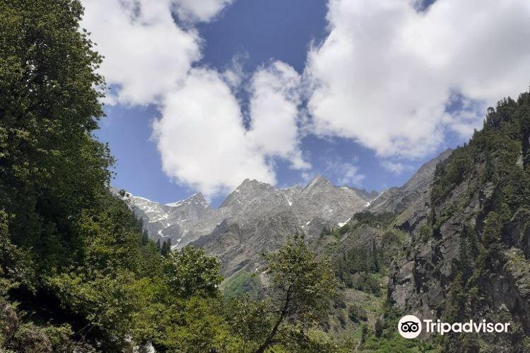Magic View雪山峽谷觀景台3