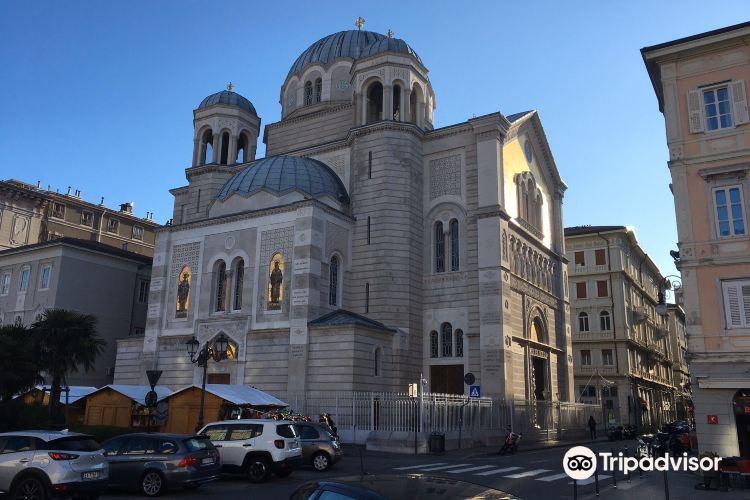 Chiesa Serbo - Ortodossa di San Spiridione2